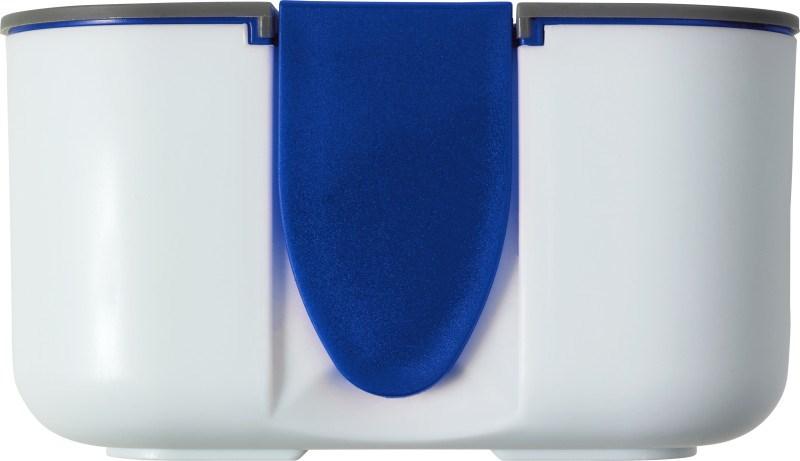 PP en siliconen lunchbox