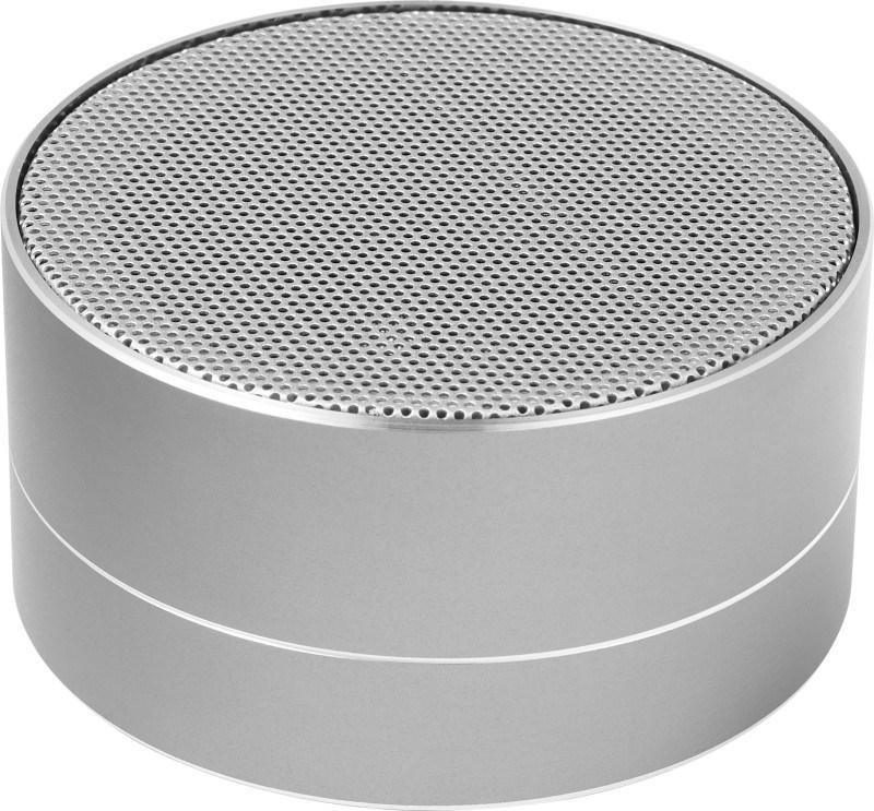 Aluminium speaker