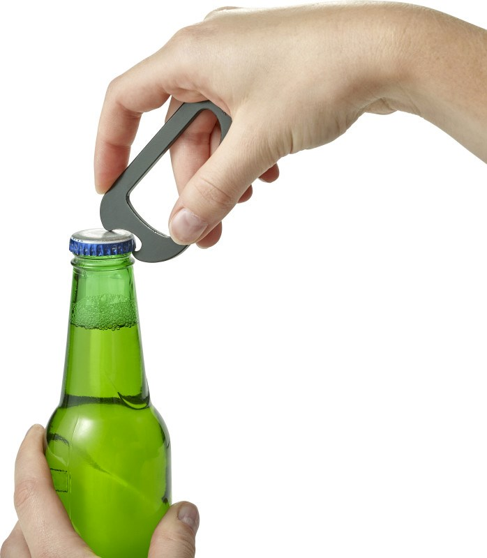 Aluminium flessenopener