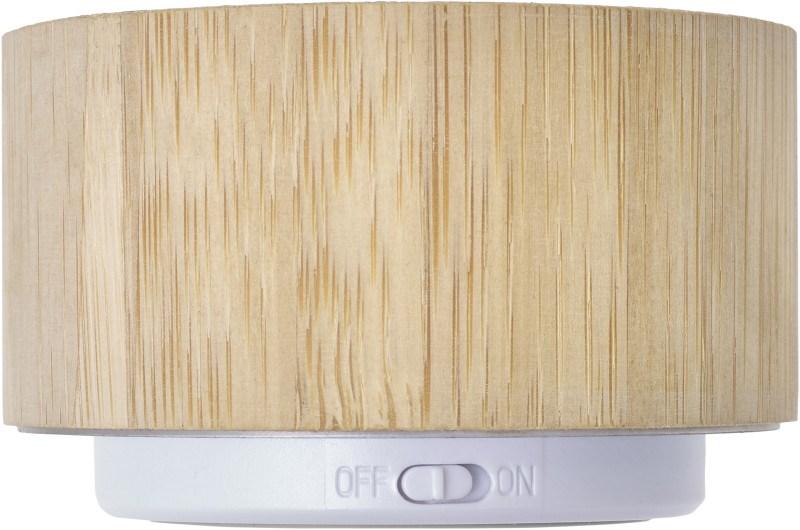 Bamboe speaker