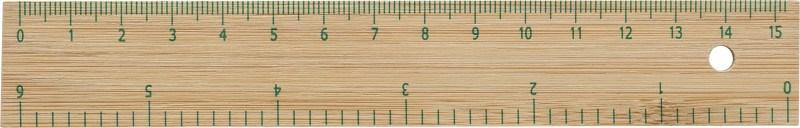Bamboe Liniaal