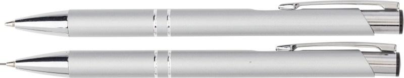 Aluminium pennenset