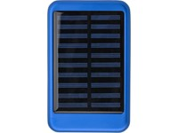 Aluminium powerbank op zonne-energie