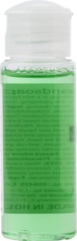 Plastic flesje met handzeep (50 ml)