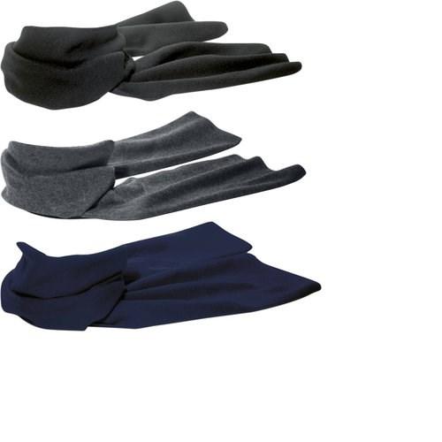 Polyester fleece (200 gr/m²) sjaal