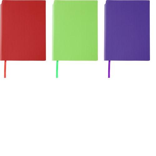Notitieboekje (A5) met penhouder