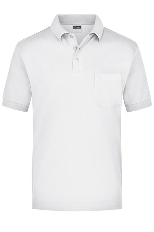 Polo Piqué Pocket