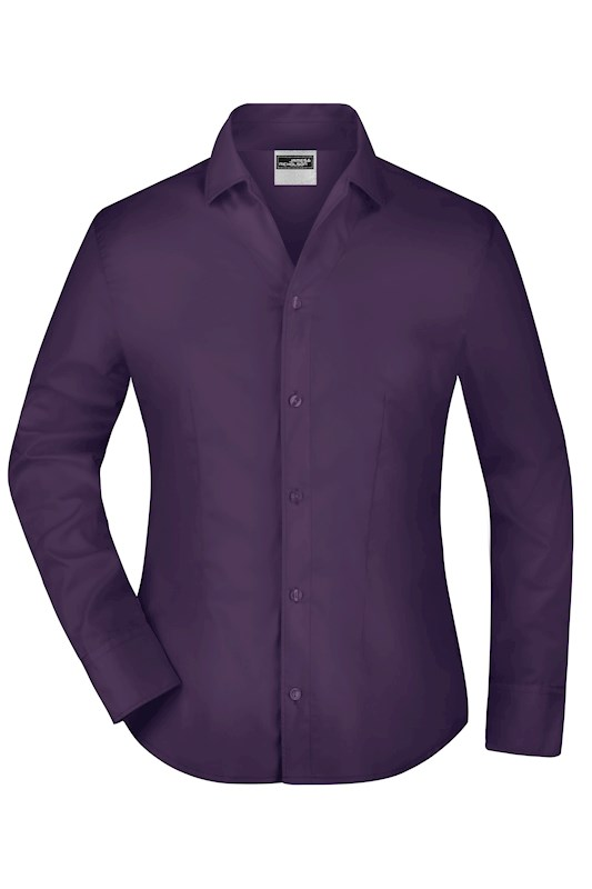 Ladies' Business Blouse Long-Sleeved