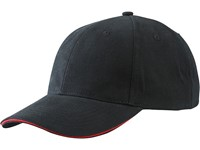 Light Brushed Sandwich Cap