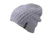 Casual Outsized Crocheted Cap