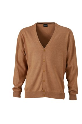 Men's V-Neck Cardigan