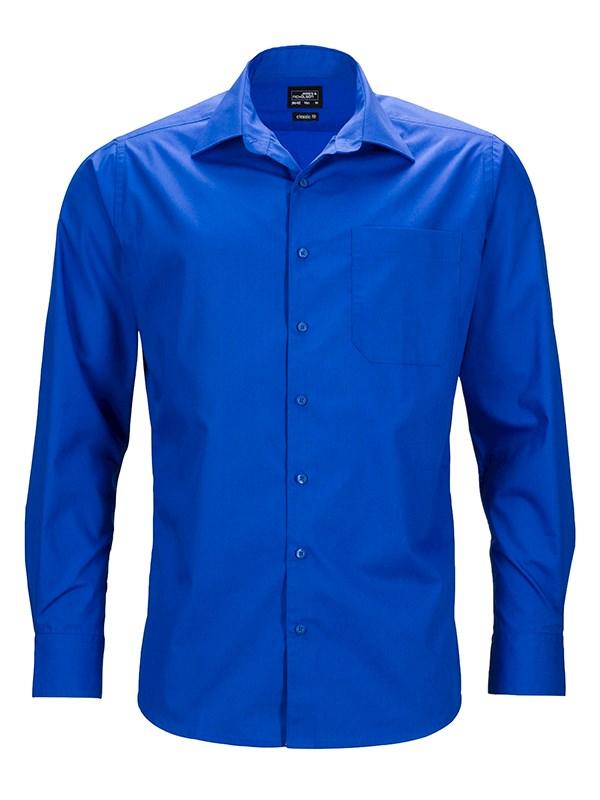 Men's Business Shirt Longsleeve