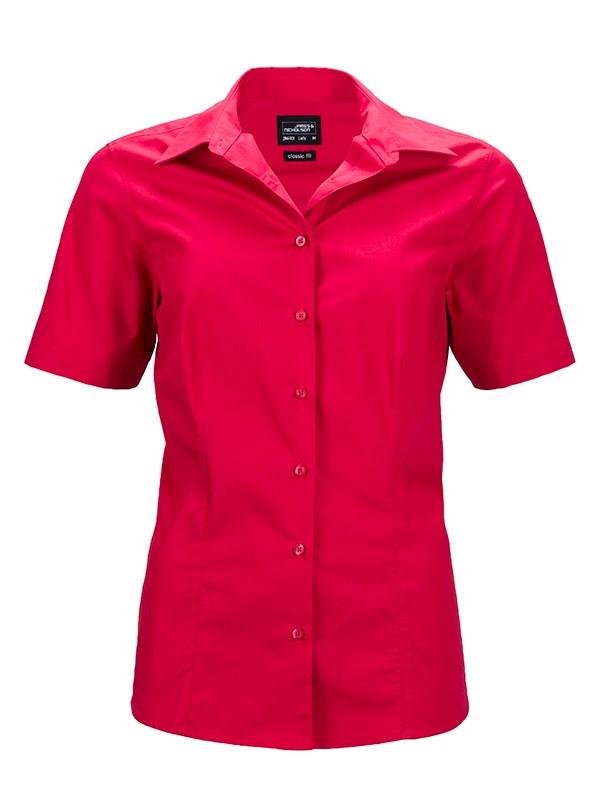 Ladies' Business Shirt Shortsleeve