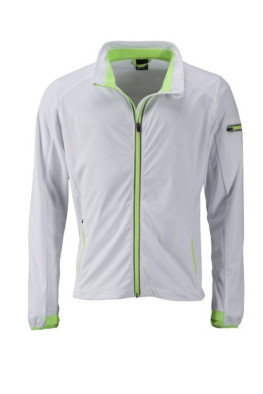Men's Sports Softshell Jacket
