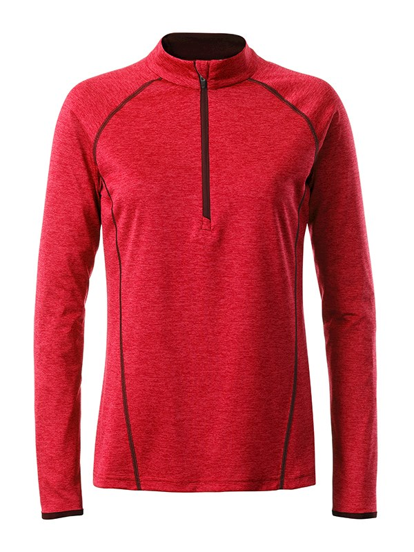 Ladies' Sports Shirt Longsleeve
