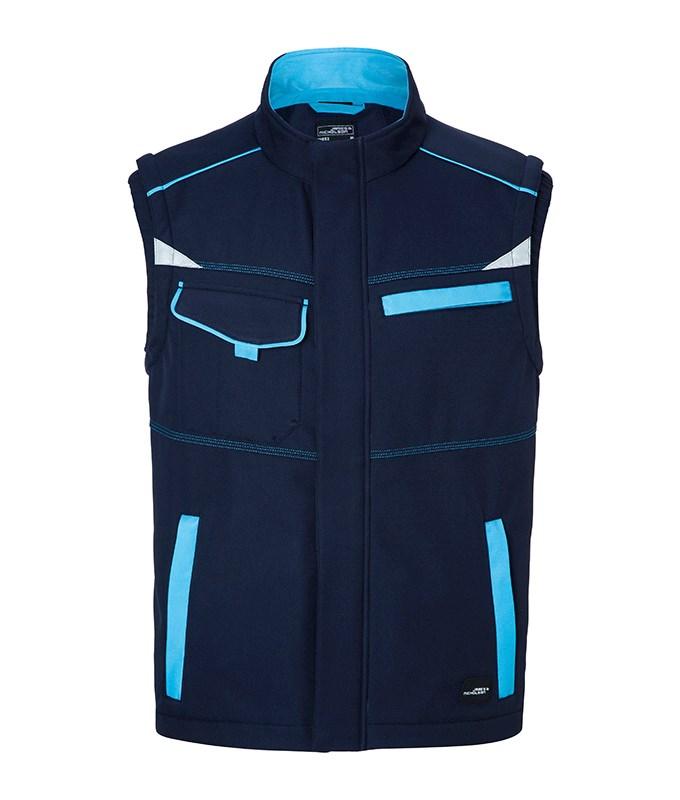 Workwear Softshell Vest - COLOR -