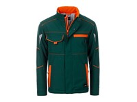 Workwear Softshell Padded Jacket - COLOR -