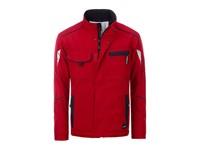 Workwear Softshell Padded Jacket - COLOR -