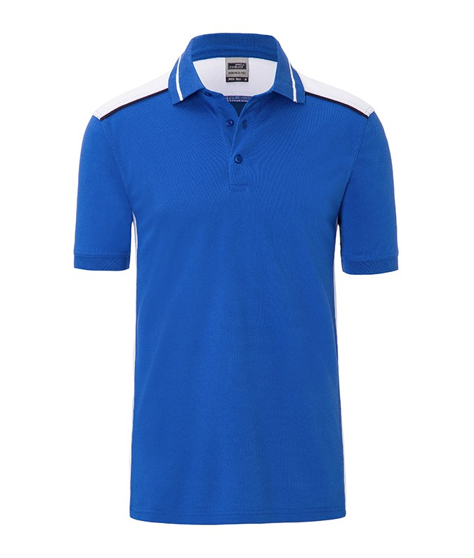 Men's Workwear Polo - COLOR -