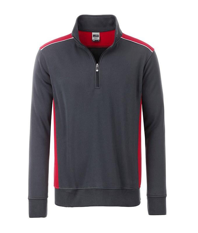Workwear Half-Zip Sweat - COLOR -