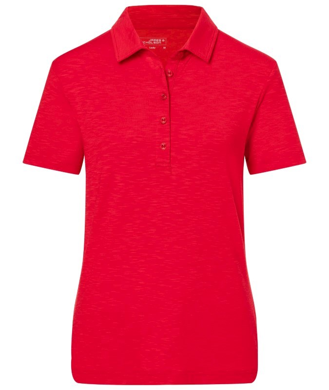 Ladies' Slub Polo