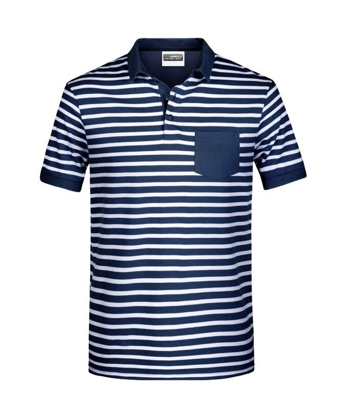 Men's Polo Striped