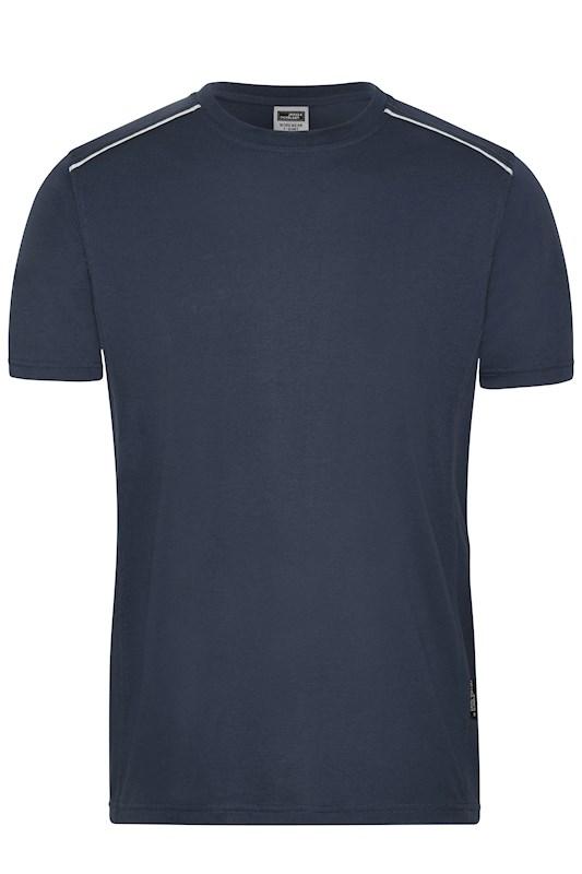 Men's Workwear T-Shirt - SOLID -