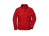 Workwear Softshell Light Jacket - SOLID -