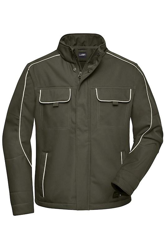 Workwear Softshell Jacket - SOLID -