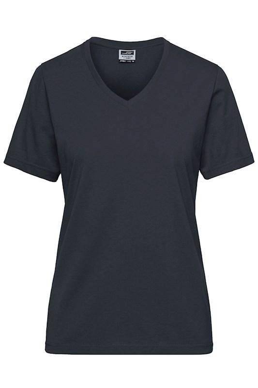 Ladies' BIO Workwear T-Shirt - SOLID -