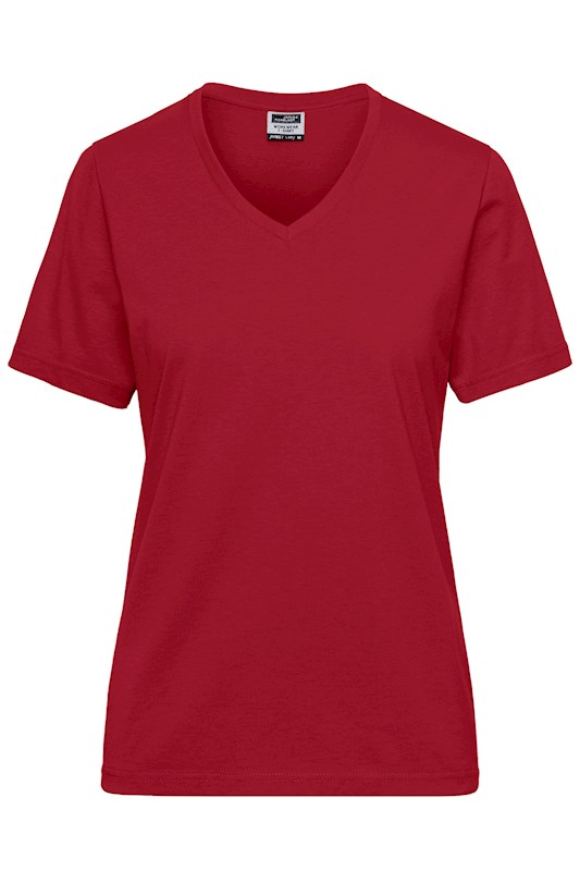Ladies' BIO Workwear T-Shirt - SOLID -