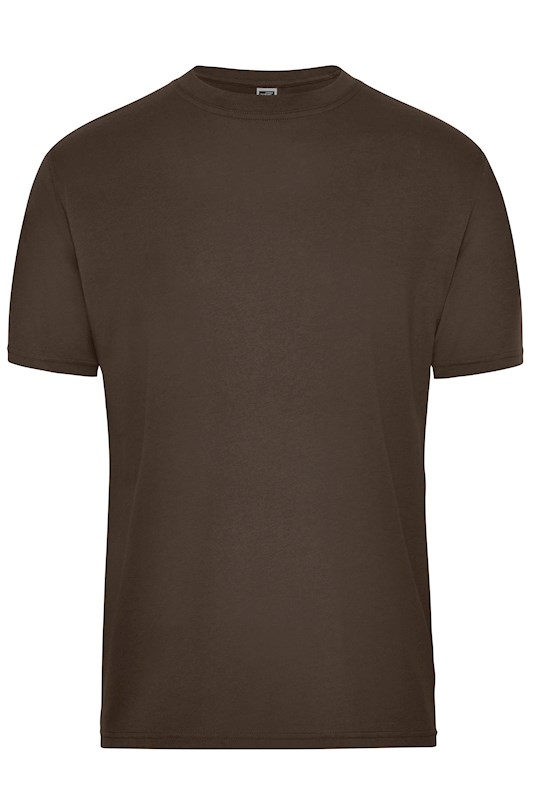 Men's BIO Workwear T-Shirt - SOLID -