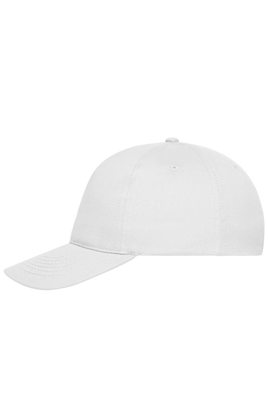 5 Panel Cap Bio Cotton