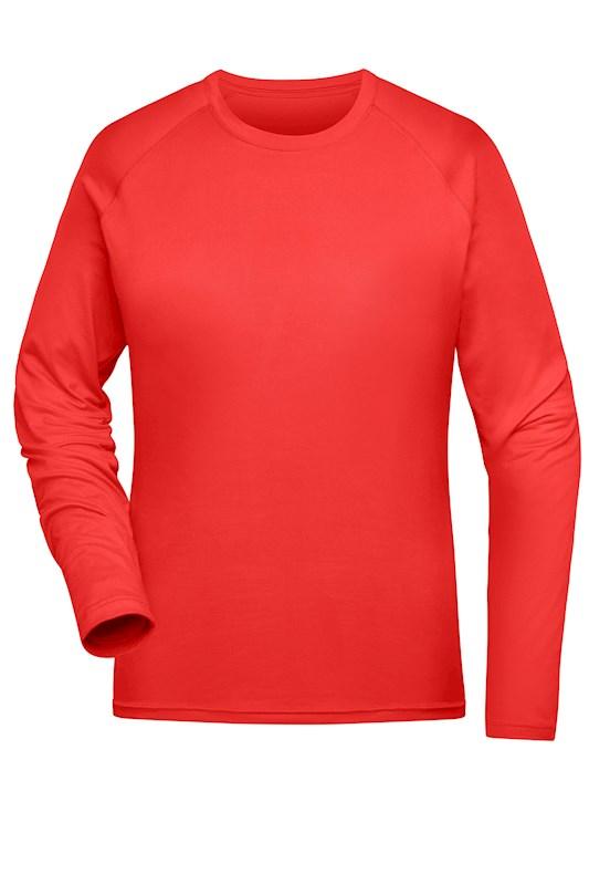Ladies' Sports Shirt Long-Sleeved