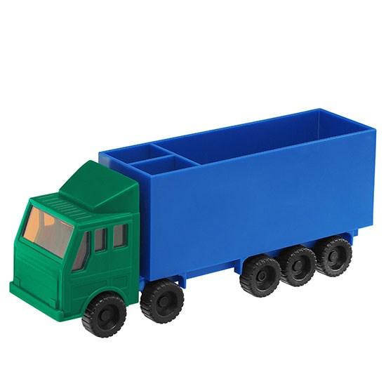 Memobox vrachtwagen