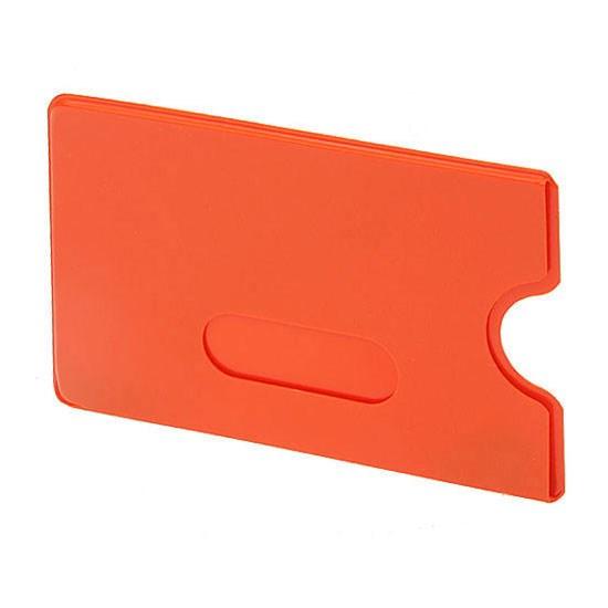 Flexibele credit card houder