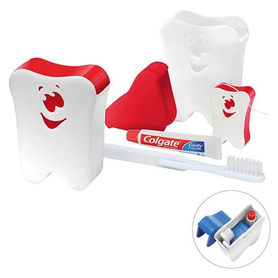 Reis-tandenborstel