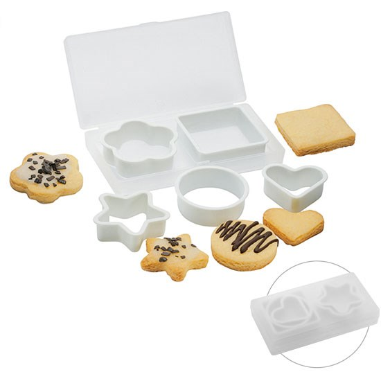 Bakvorm-Set