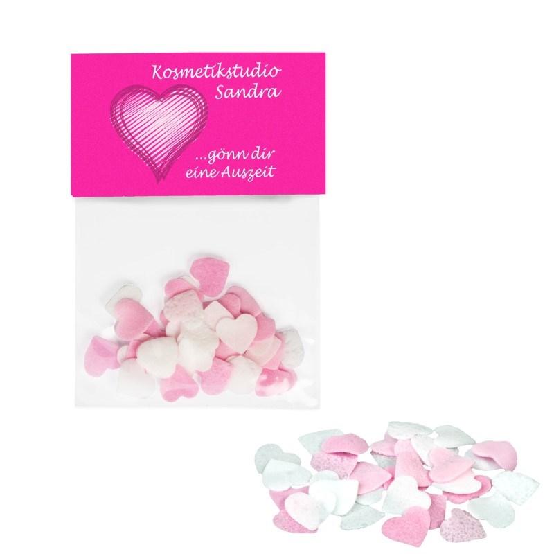 Badconfetti - hartvorm