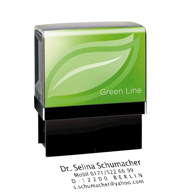 Stempel Green Line