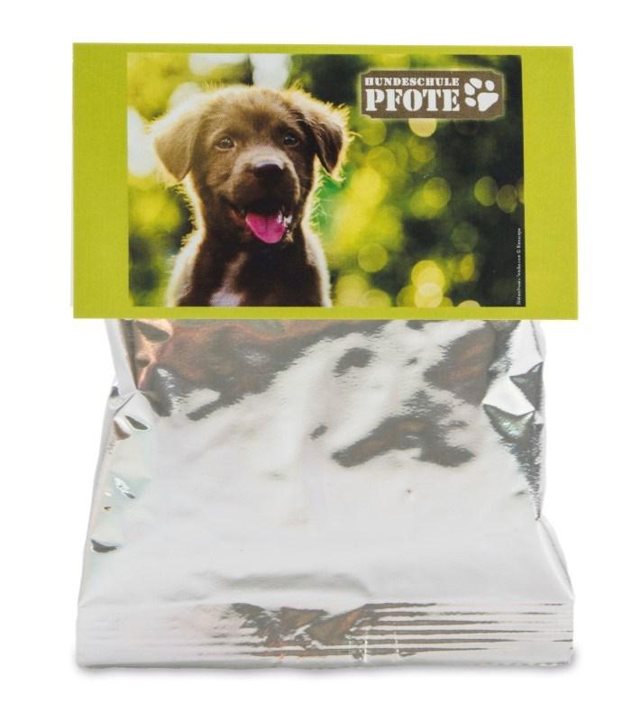 Pakje hondensnoepjes
