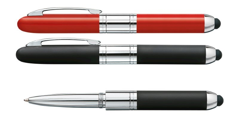 Ministempel & Touch pen - 3 in 1