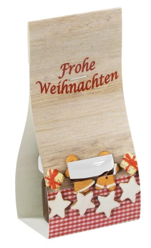 Winterjam met bakrecept in handzame verpakking