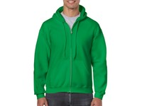 Gildan Sweater Hooded Full Zip HeavyBlend for him