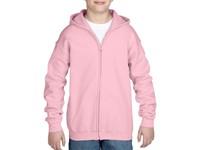 Gildan Sweater Hooded Full Zip HeavyBlend for kids