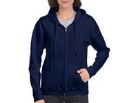 Gildan Sweater Hooded Full Zip HeavyBlend for her