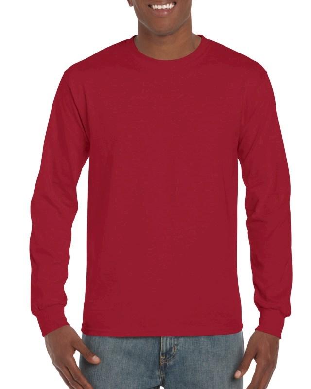 Gildan T-shirt Ultra Cotton LS