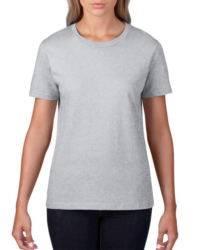 Gildan T-shirt Premium Cotton Crewneck SS for her