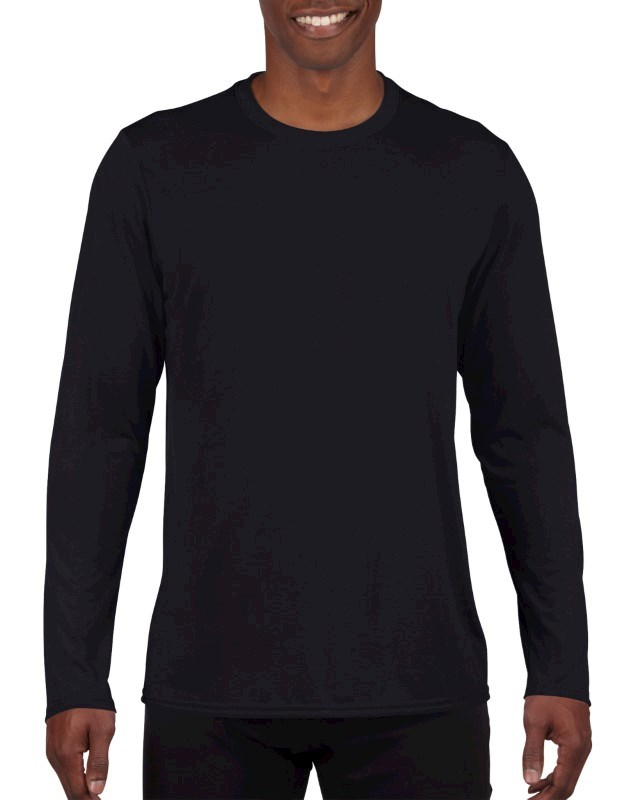 Gildan T-shirt Performance LS for him