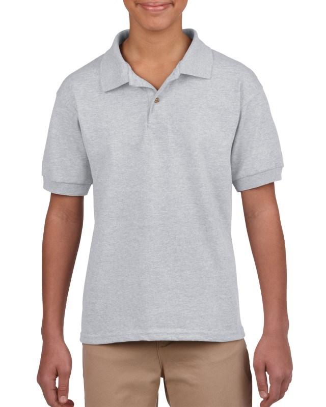 Gildan Polo Dryblend Jersey SS for kids
